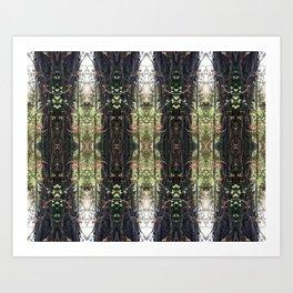 Third Eye Grove Art Print