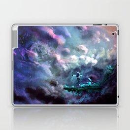 Water Temple in the Sky Laptop & iPad Skin