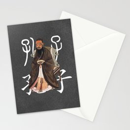Confucius,1770 Stationery Cards
