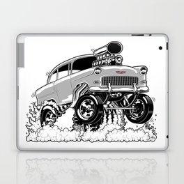 55 Gasser REV-3 SILVER Laptop & iPad Skin