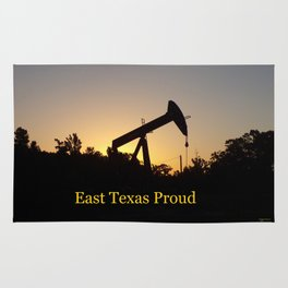East Texas Proud Rug