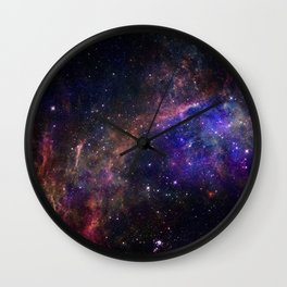 Star Field Wall Clock
