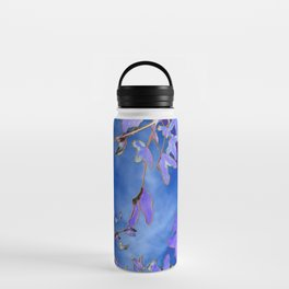 Into the Blue Water Bottle