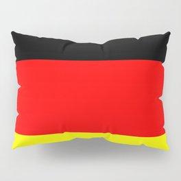 Deutsche Flagge Pillow Sham