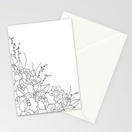 Catch Me In The Corner Stationery Cards