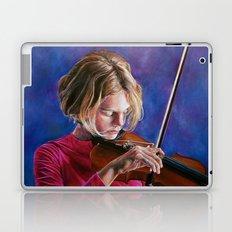 Violin Girl Laptop & iPad Skin