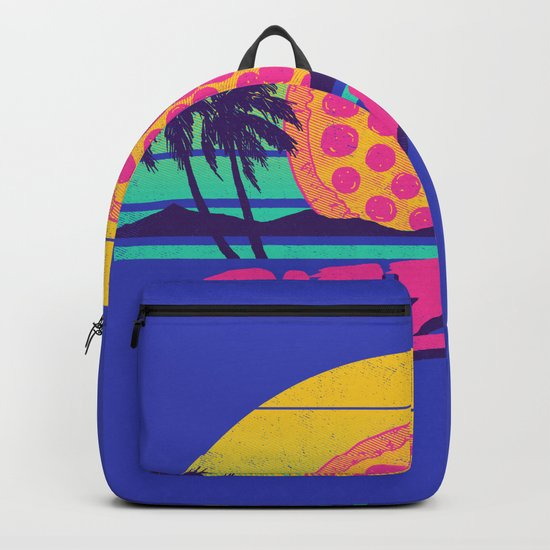 Pizza '84 Backpack