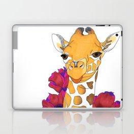 Josephine the Giraffe Laptop & iPad Skin