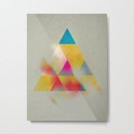 1try Metal Print