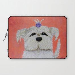 """Cameo the Dog' Laptop Sleeve"