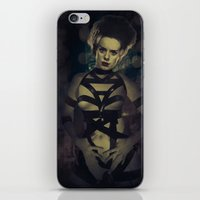 princess bride iPhone & iPod Skins featuring Bride by Sirenphotos