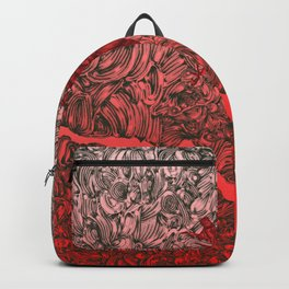 Complex Heart Backpack
