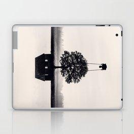 Drift Away (b&w) Laptop & iPad Skin