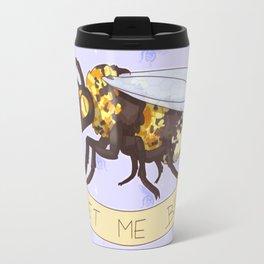 Let me Be(e) Travel Mug