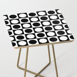 OPattern 04 Side Table