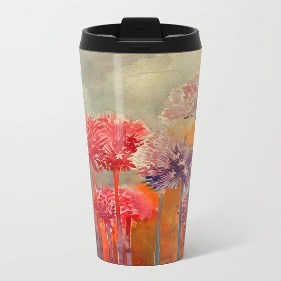 Allium Metal Travel Mug