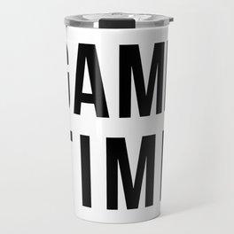 Game Time Travel Mug