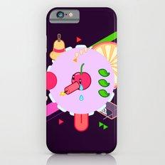 Tasty Visuals - Cherry Poppin' (No Grid) Slim Case iPhone 6s