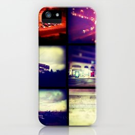 Urban I iPhone Case