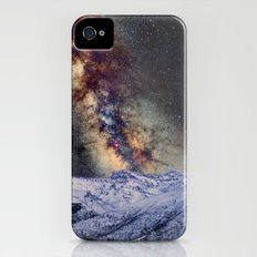 Sagitario, Scorpio and the star Antares over the hight mountains iPhone (4, 4s) Slim Case