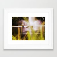 serenity Framed Art Prints featuring Serenity by Stephanie Stonato