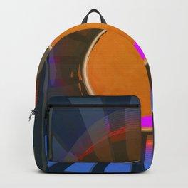 Full Moon Rays Backpack