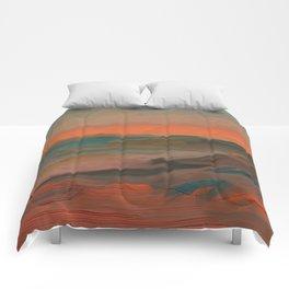 Southwestern Sunset Comforters