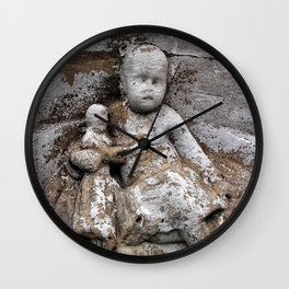 BABY DOLL Wall Clock