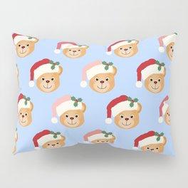 AFE Festive Teddy Bear Pillow Sham