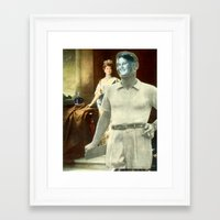 destiny Framed Art Prints featuring Destiny by Peter Campbell