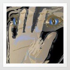 Me... Art Print