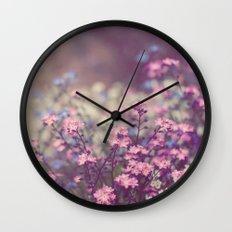 Pretty Little Things Wall Clock