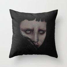 ARCANE Throw Pillow