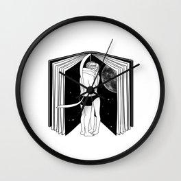 Good Chapter Wall Clock