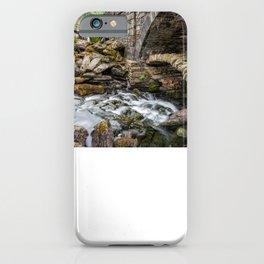 Old Packhorse Bridge  iPhone Case