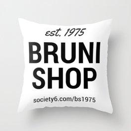 BS - 2 Throw Pillow