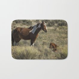 Someone to Watch Over Me Bath Mat