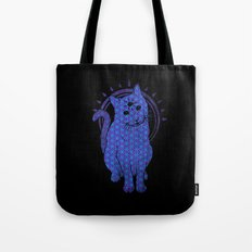 Trippy Cat: 4 Tote Bag