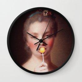 LOLLIPOP PRINCESS Wall Clock