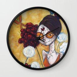Finding Eden Wall Clock