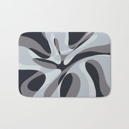 Inverted Wave Bath Mat