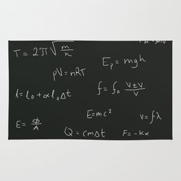 Physics Rug