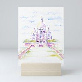 Sacre-Coeur Mini Art Print