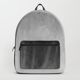 Ice Rays in a Black Sky Backpack