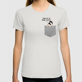 Take Me to Your Feeder T-shirt