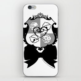 ZENITH GENDER ROYAL ZGR Crest iPhone Skin