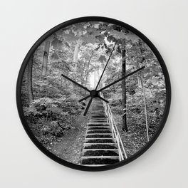 Stairway to Heaven... Wall Clock