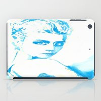 ali gulec iPad Cases featuring Ali H. by Kim Ly