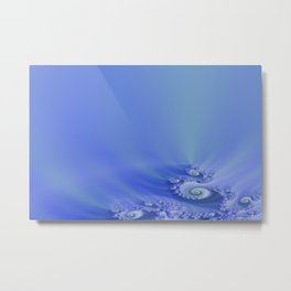 Old Man Winter Metal Print