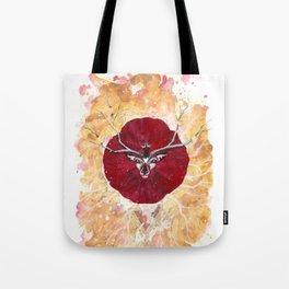 Animal de Amapola Tote Bag